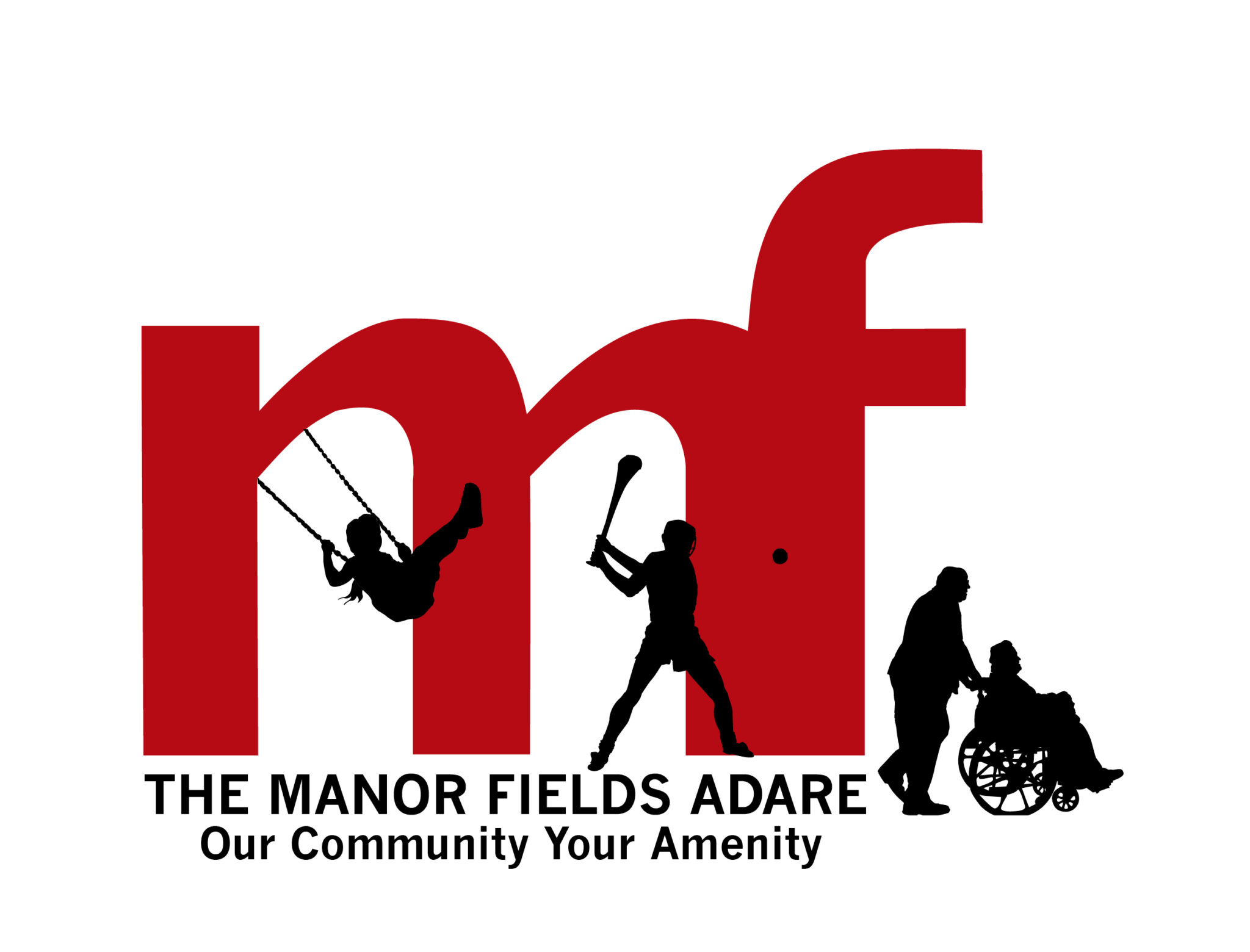 The Manor Fields Adare Logo