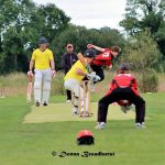 Manor Fields Adare Cricket match