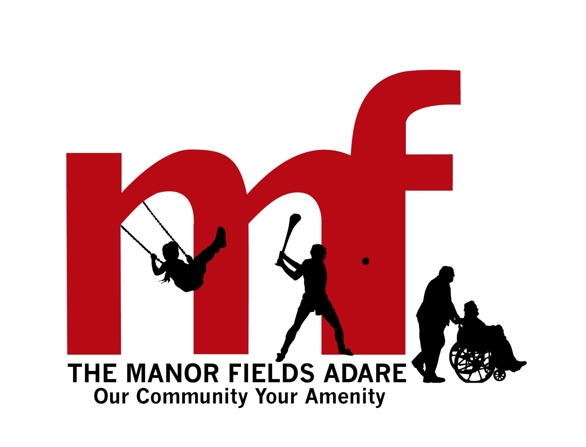 The Manor Fields Adare Logo